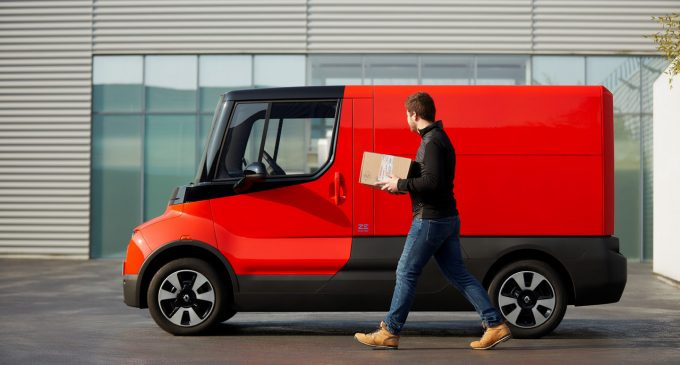 Renault EZ-FLEX: stvoren za gradsku dostavu