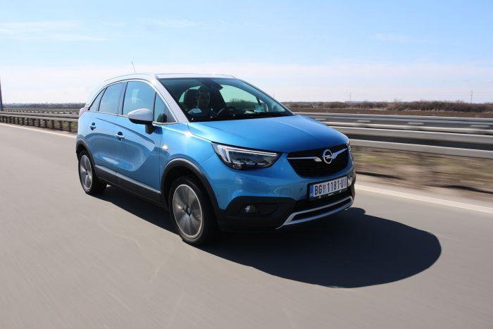 auto magazin srbija test opel crossland x 1,5 DT