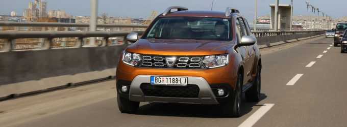 TEST: Dacia Duster 1,5 Blue dCi 115 4×4 Prestige