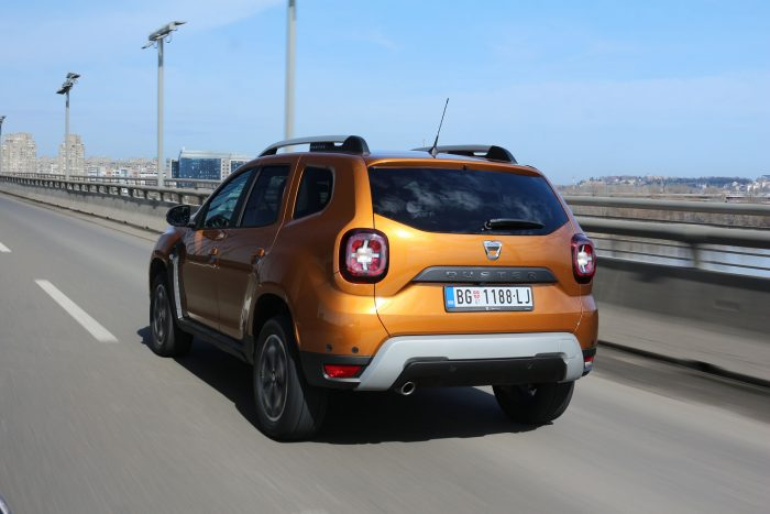 auto magazin srbija test novi dacia duster 1.5 dci 4x4