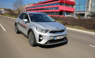SUPER TEST: Kia Stonic 1,4 EX Motion 2. deo