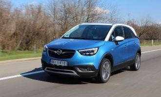 TEST: Opel Crossland X 1,5 DT Innovation
