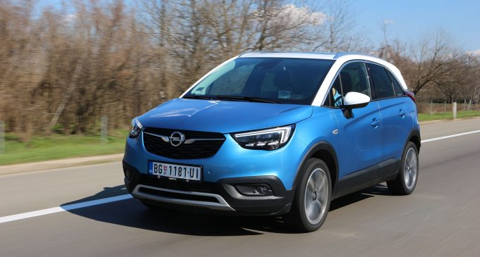 TEST: Opel Crossland X 1,5 DT Innovation