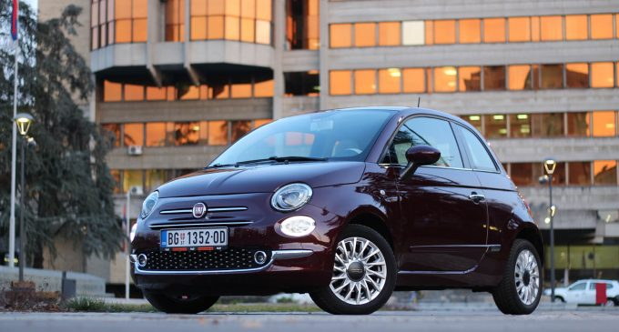 I dalje ima šta da pokaže: Fiat 500 na testu Auto magazina