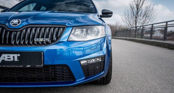 ABT tretman: Škoda Octavia RS Wagon dobila 290 KS