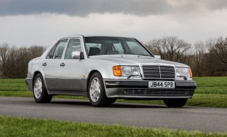 Mr. Bean prodaje svoj Mercedes 500E