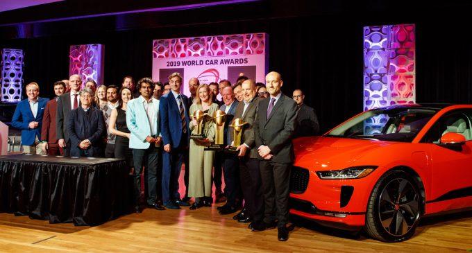 Električni Jaguar I-PACE osvojio titulu Automobila godine 2019.