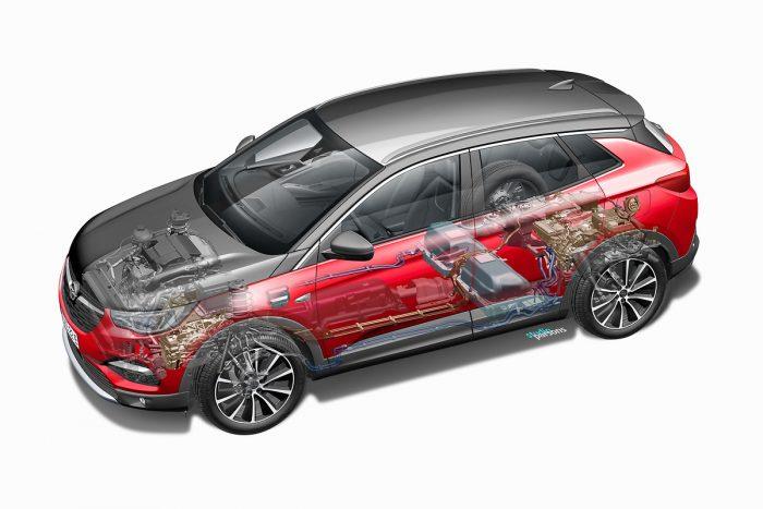 auto magazin srbija opel grandland x plug in hybrid phev hybrid4