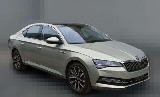 Dva dana pre premijere: redizajnirana Škoda Superb