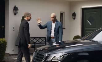 BMW se na šaljivi način oprostio od direktora Mercedesa