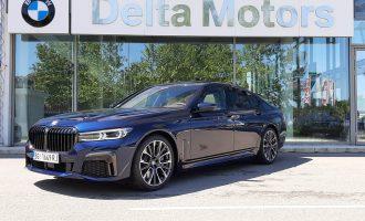 Redizajnirani BMW Serije 7 stigao u domaće salone