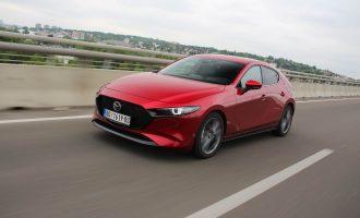 Nova Mazda 3 na testu Auto magazina
