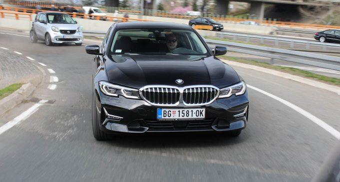 """BMW 318d se pridružuje gami """"trojke"""" u Srbiji"""