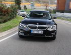 BMW 320d xDrive na testu Auto magazina