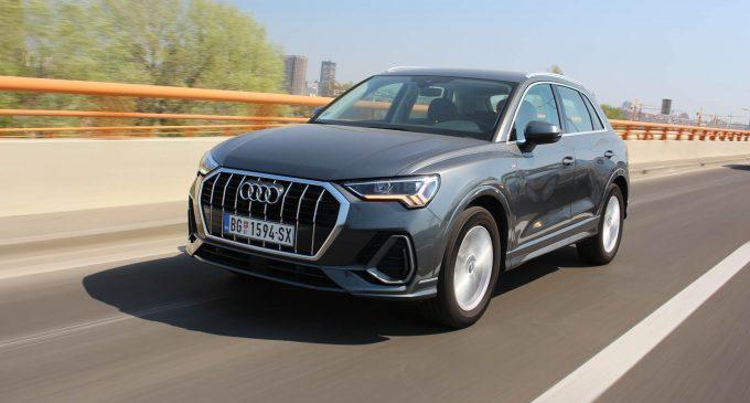 Testiramo novi Audi Q3 35 TFSI