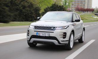 Testiramo novi Range Rover Evoque