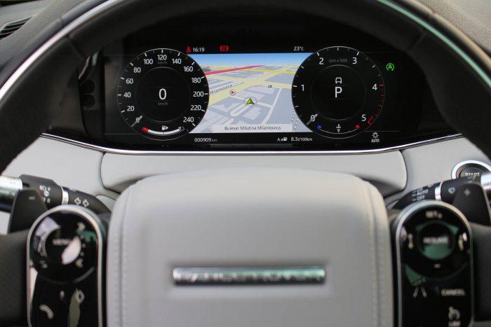auto magazin srbija test 2019 range rover evoque first edition
