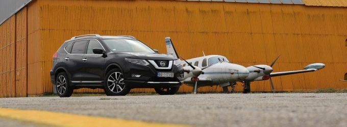 TEST: Nissan X-Trail 2,0 dCi X-Tronic 4WD Tekna