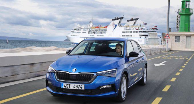 Prvi utisci iz vožnje: Škoda Scala