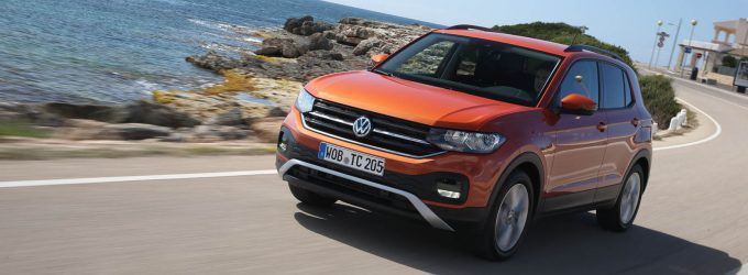 TEST na Majorci: Volkswagen T-Cross
