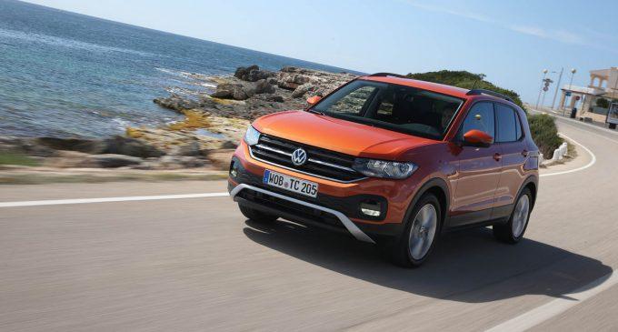 TEST na Majorci: Volkswagen T-Cross