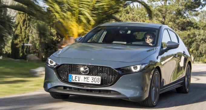 TEST u Lisabonu: nova Mazda 3