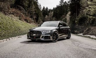 Brzo, brže, Audi RS3 by ABT sa okruglo 500 KS