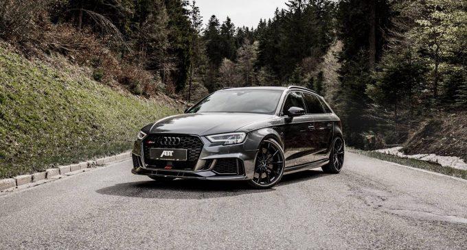 Brzo, brže, Audi RS3 by ABT sa okruglo 500 KS