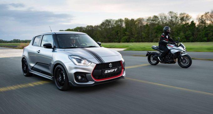 Suzuki Swift Sport Katana ekskluzivniji od Bugattija Divo
