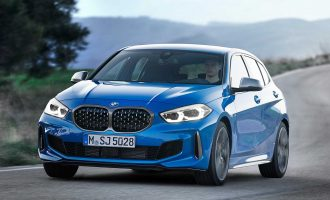 Novi BMW Serije 1 ima prednji pogon i liči na X2