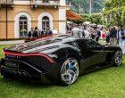 Bugatti La Voiture Noire najlepši na Concorso d'Eleganza