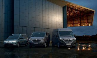 Renault Master i Trafic dobili osvežen dizajn