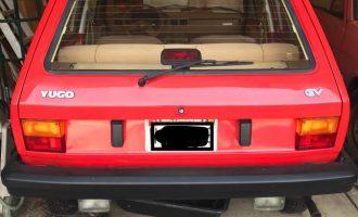 Na prodaju Yugo GV iz 1988. sa pređenih 750 km. Cena? Sitnica…