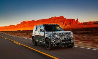 Land Rover Defender uskoro pred otkrivanjem