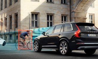 Volvo ozbiljno misli na bicikliste u saobraćaju