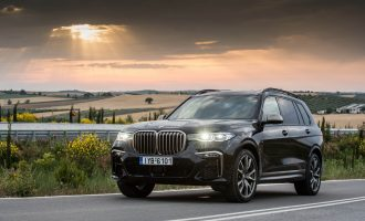 Luxury Travel: vozimo BMW The 7 i BMW The X7