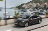 Prva vožnja: Nova Toyota Camry