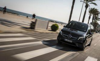 TEST u Španiji: redizajnirani Mercedes-Benz V-klase 300d