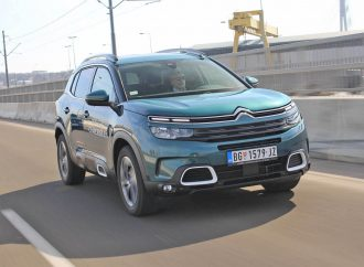 TEST: Citroen C5 Aircross 1,5 BlueHDi 130 Feel