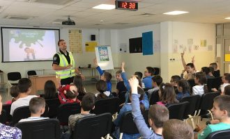 Renault i u Srbiji brine o bezbednosti dece u saobraćaju
