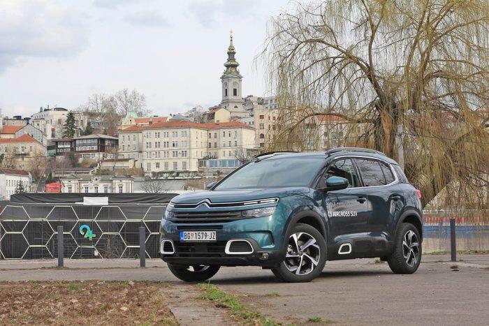 auto magazin srbija test citroen c5 aircross 1.5 hdi