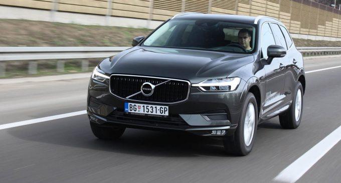 Na testu Auto magazina Volvo XC60