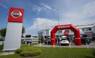 Otvoren novi Nissan prodajno-servisni centar u Kragujevcu