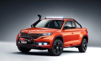 Škoda Mountiaq Concept je još jedan studentski rad