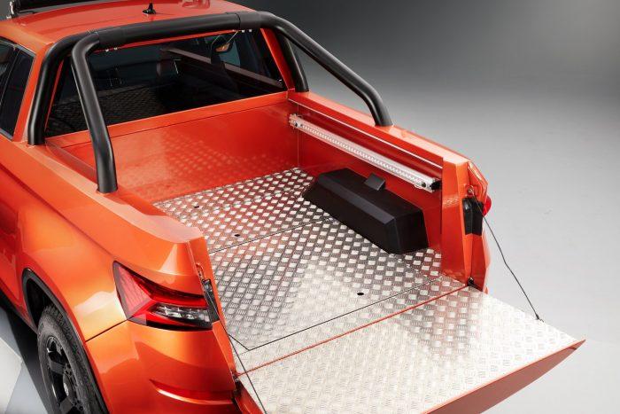 Auto magazin Srbija Škoda Mountiaq Concept Pickup