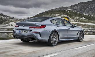 Umetnost i tehnologija: BMW Serije 8 Gran Coupe