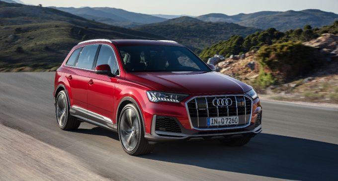 Redizajniran Audi Q7