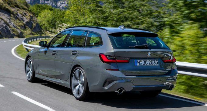 Novi BMW Serije 3 karavan je veći od prethodnika