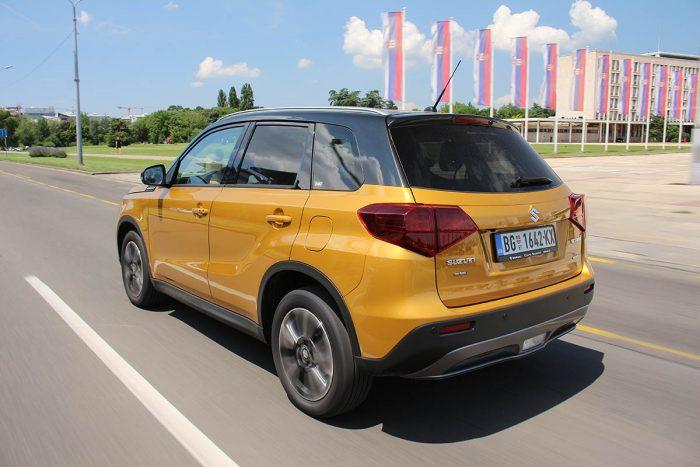 Auto magazin Srbija Suzuki Vitara 1,4 BoosterJet