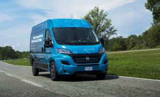 Ducato postaje prvi električni teretni Fiat